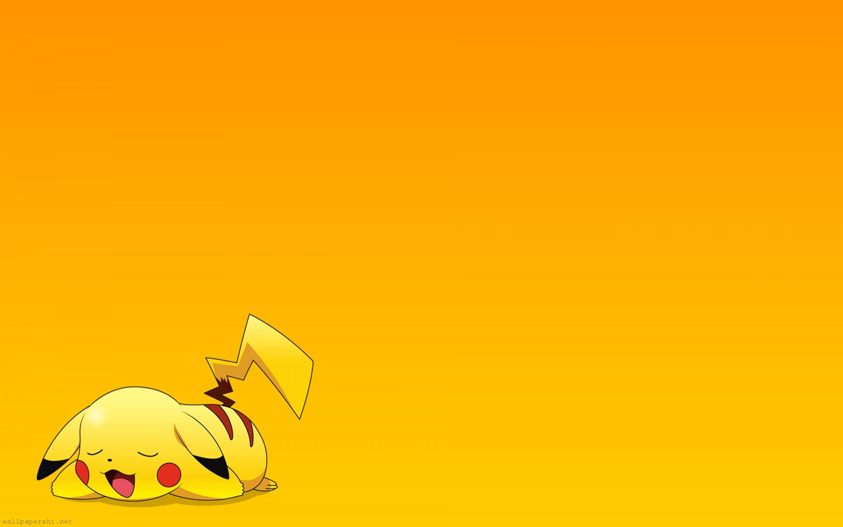 Download Pokemon Pikachu Wallpaper HD 2889 Full Size 2880x1800