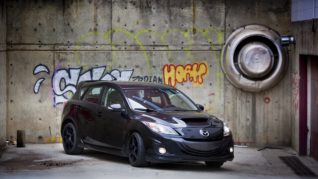 Mazdaspeed3 Wallpaper Was out yesterday trying out the 14m Flickr 1024x576