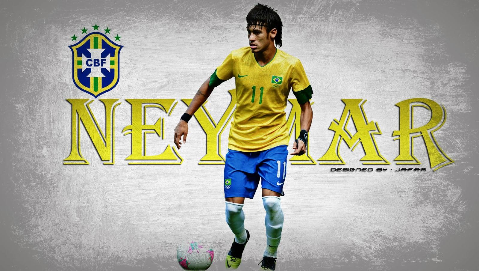 Football Neymar HD Wallpapers 1600x904
