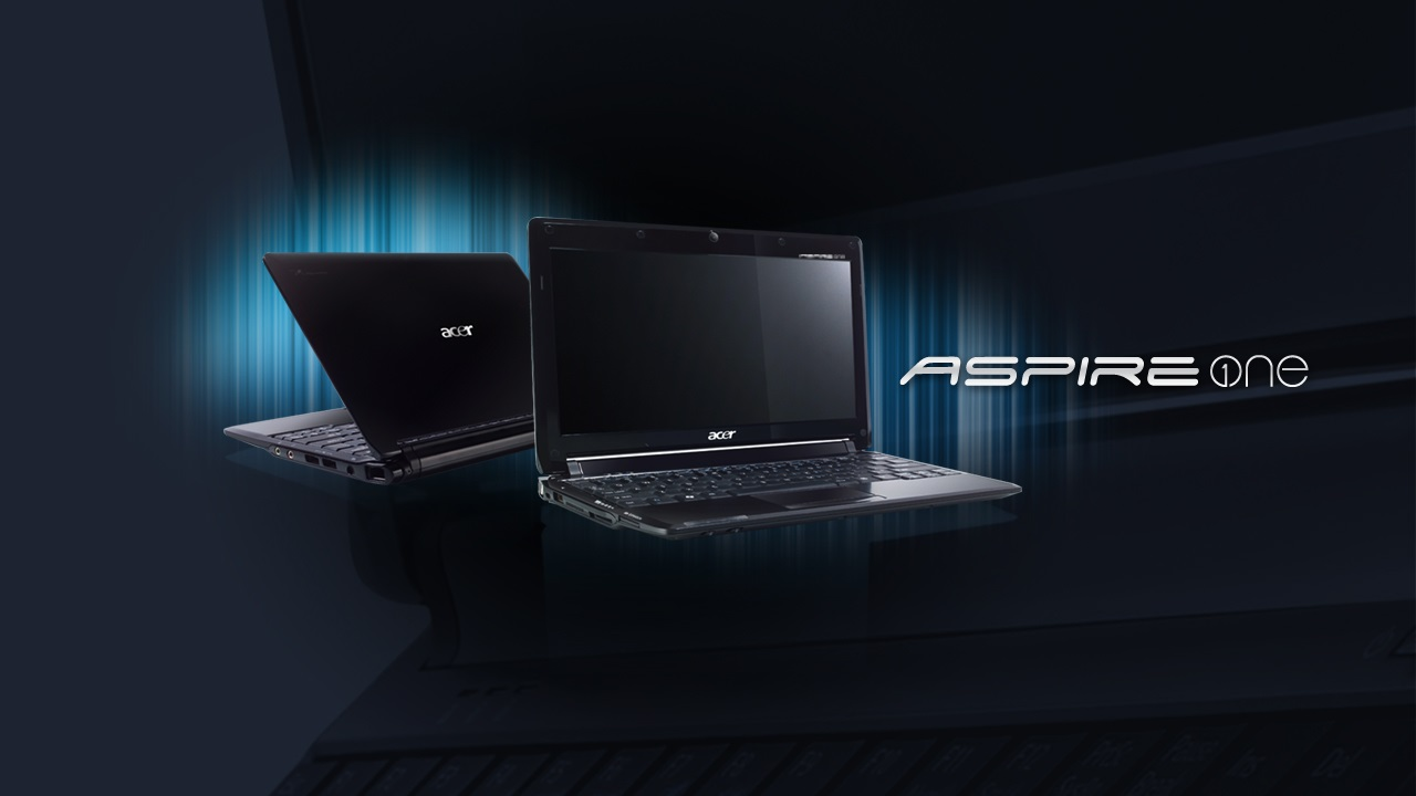 Wallpaper Acer Aspire One