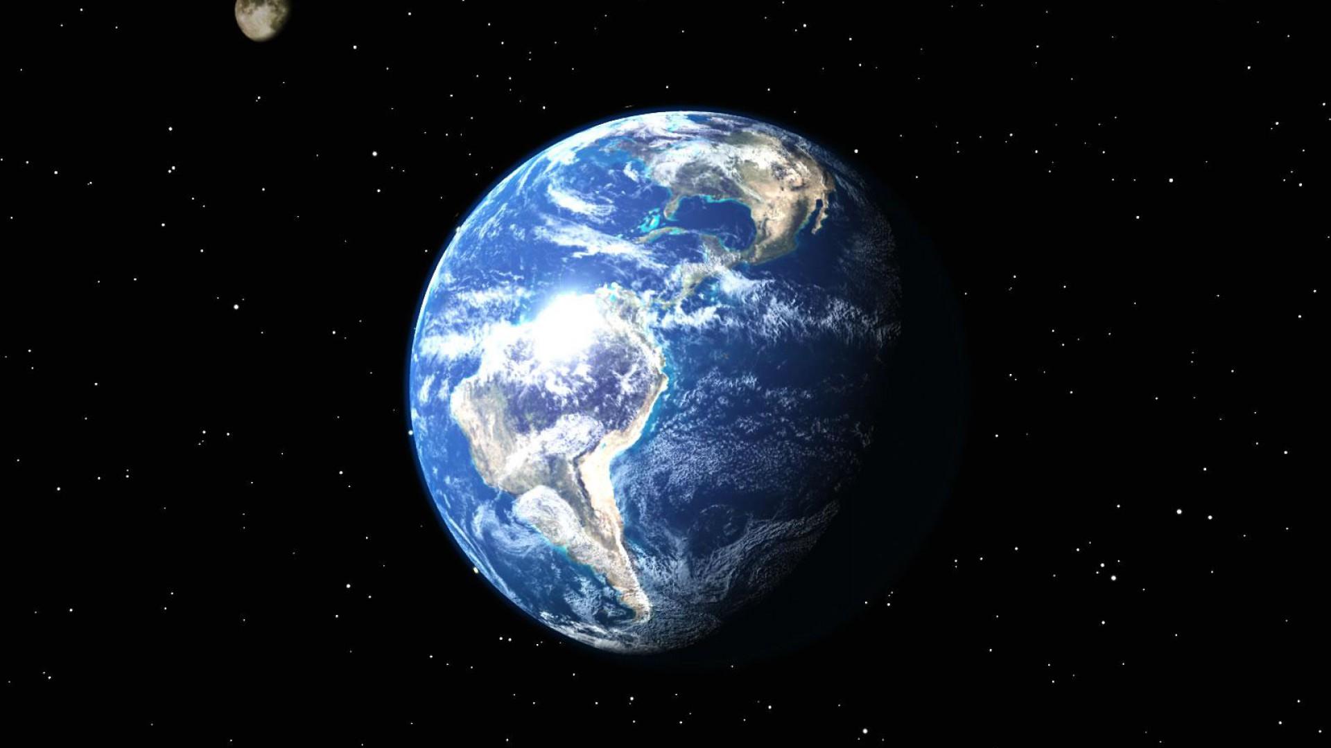 [48+] Earth Wallpaper HD 1080p on WallpaperSafari