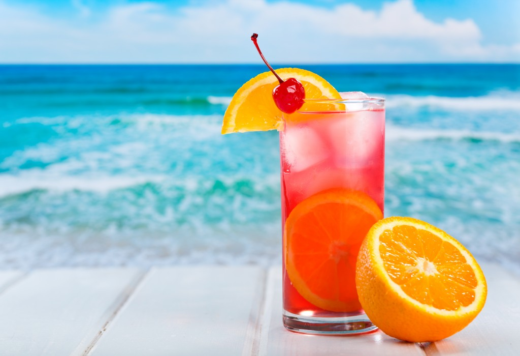 Tropical Cocktails in Stock Photo 6 files in multi sizes medium 1024x700