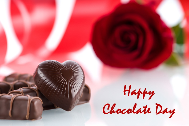 Sweet Chocolate Images for Chocolate Day Greetings 2017 803x535