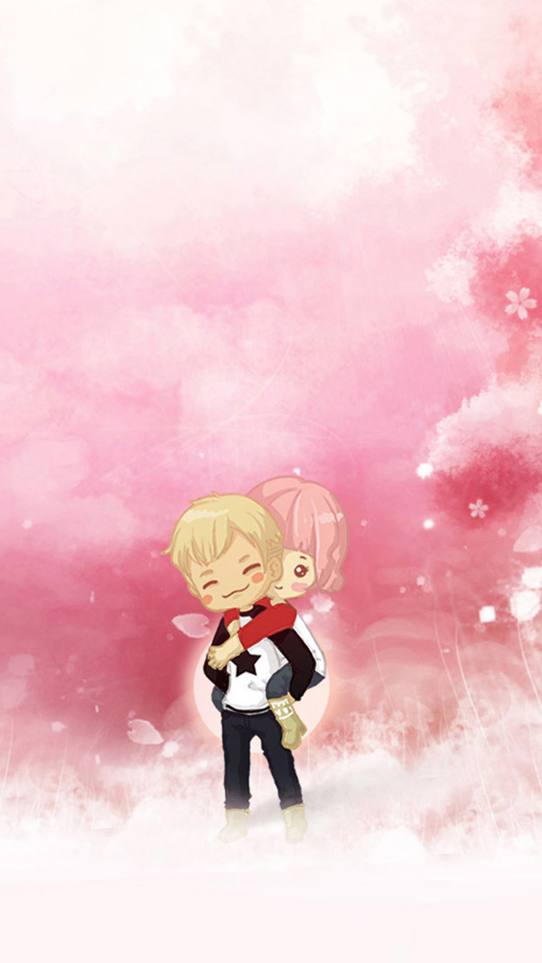 Love couple Wallpaper For Nokia 5233 : cute Love Wallpapers for Mobile - WallpaperSafari