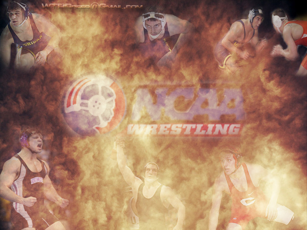 NCAA Wrestling Wallpaper by WTBSpeed 1032x774