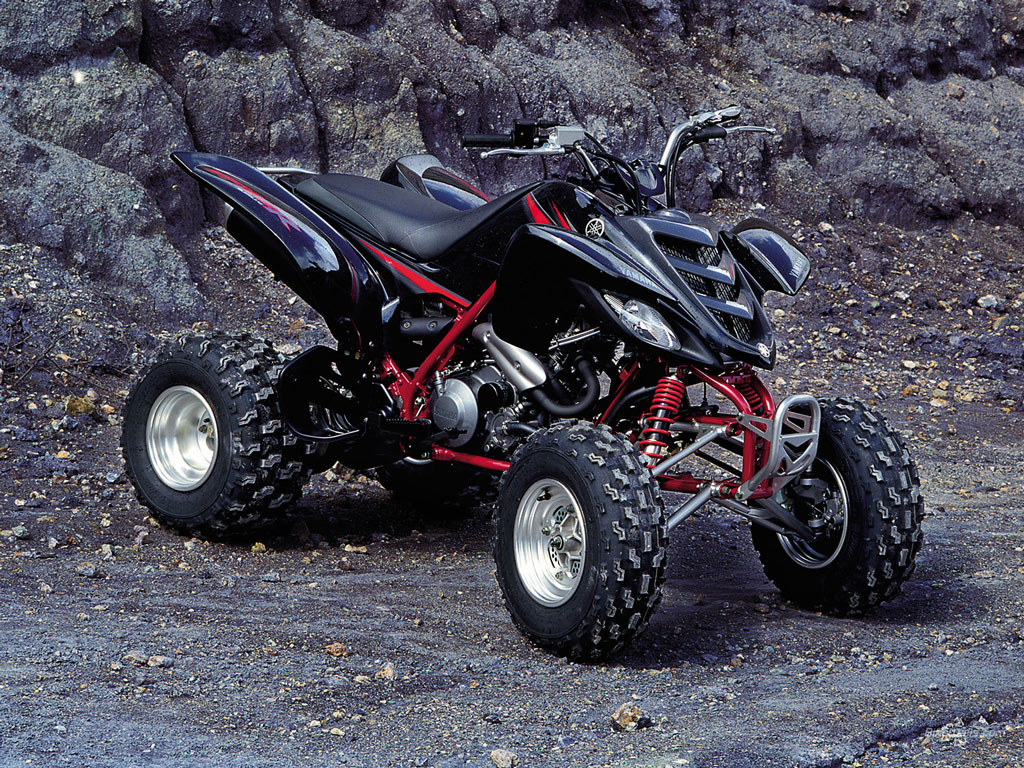 Yamaha Raptor 660 1024 x 768 wallpaper 1024x768