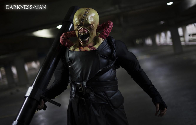 Wallpaper monster biohazard Resident Evil cosplay cosplay 1332x850