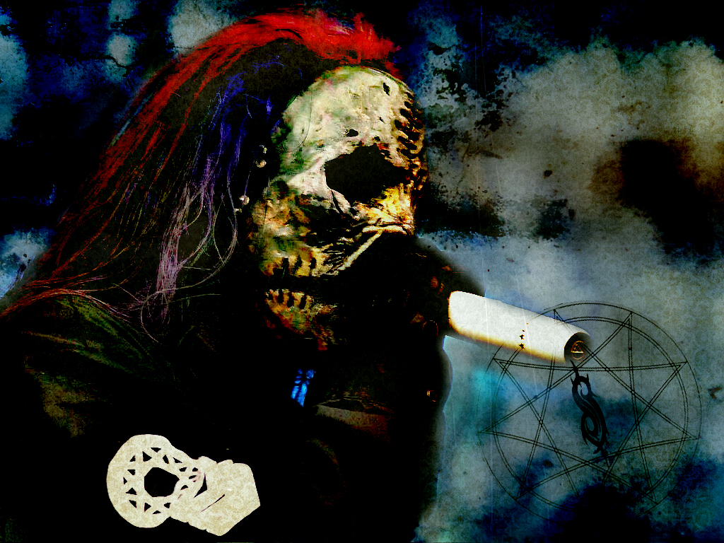 Slipknot   Corey Taylor by Sexton666 1024x768