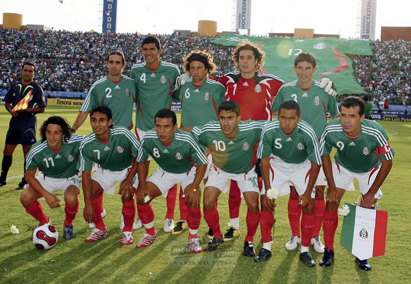 mexican soccer wallpapers Mexican Soccer Team Image 600x414