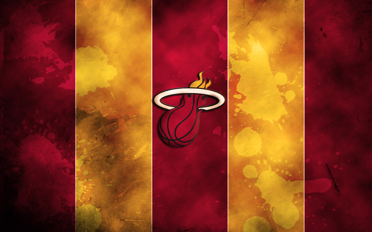The Ultimate Miami Heat Desktop Wallpaper Collection Sports Geekery 1280x800
