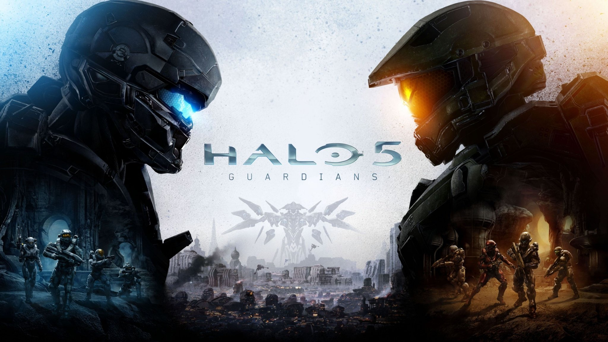 Halo 5 Guardians Poster 2048 x 1152 Download Close 2048x1152