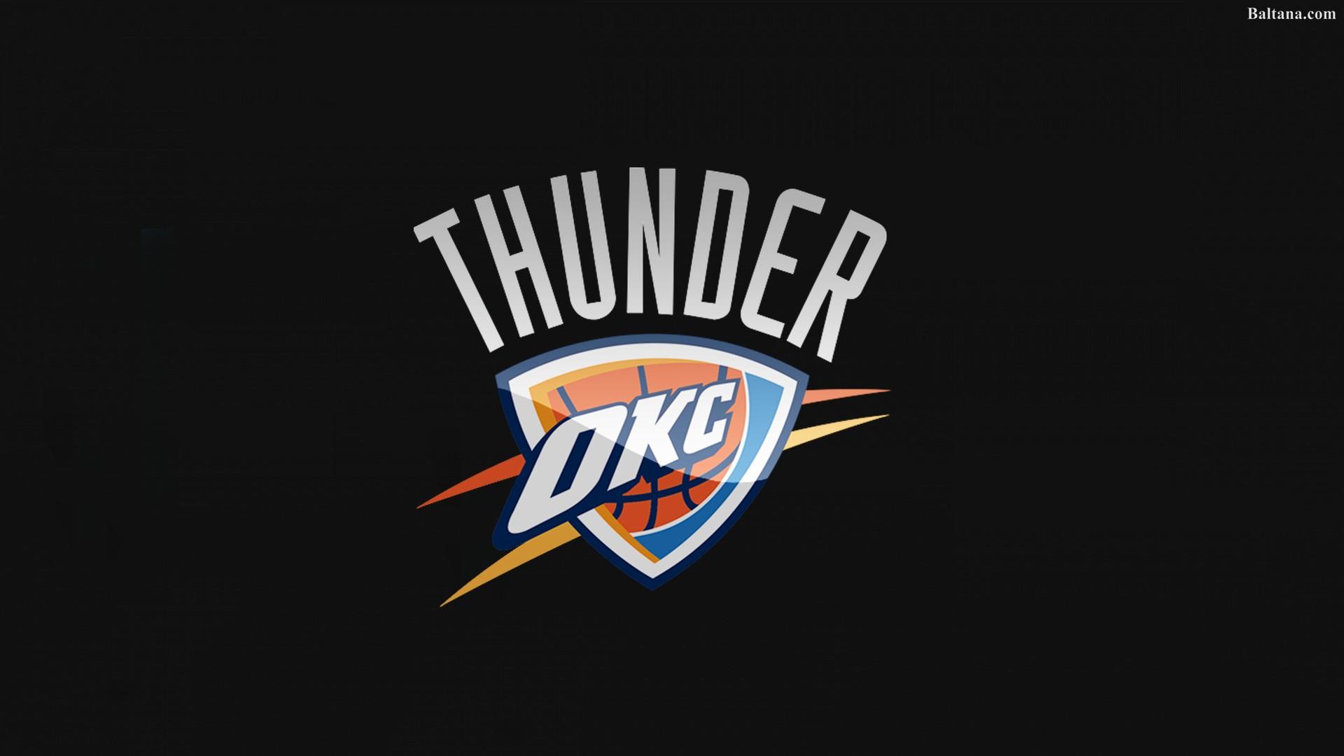 Oklahoma City Thunder HD Desktop Wallpaper 33586   Baltana 1920x1080