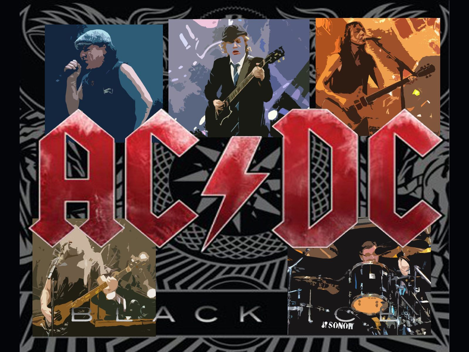 ACDC wallpaper ACDC wallpapers 1600x1200