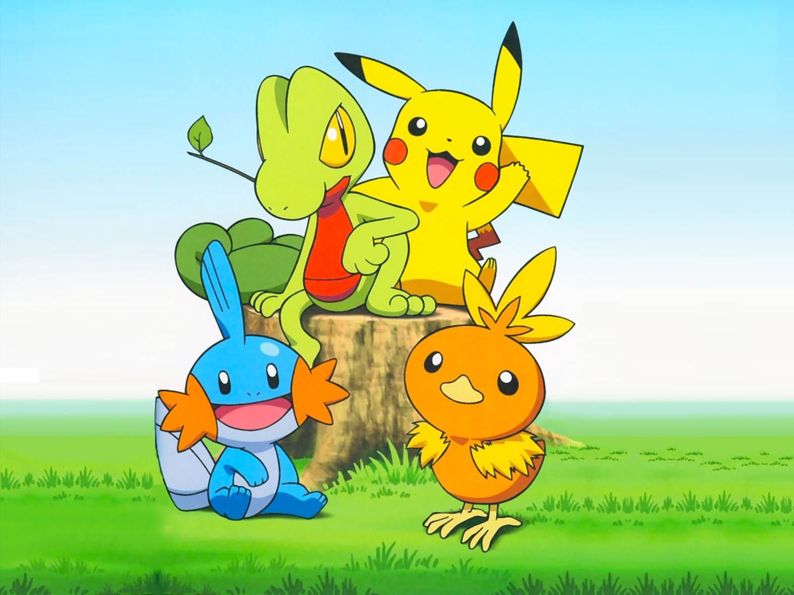 wallpapers Pokemon Wallpapers 1600x1200