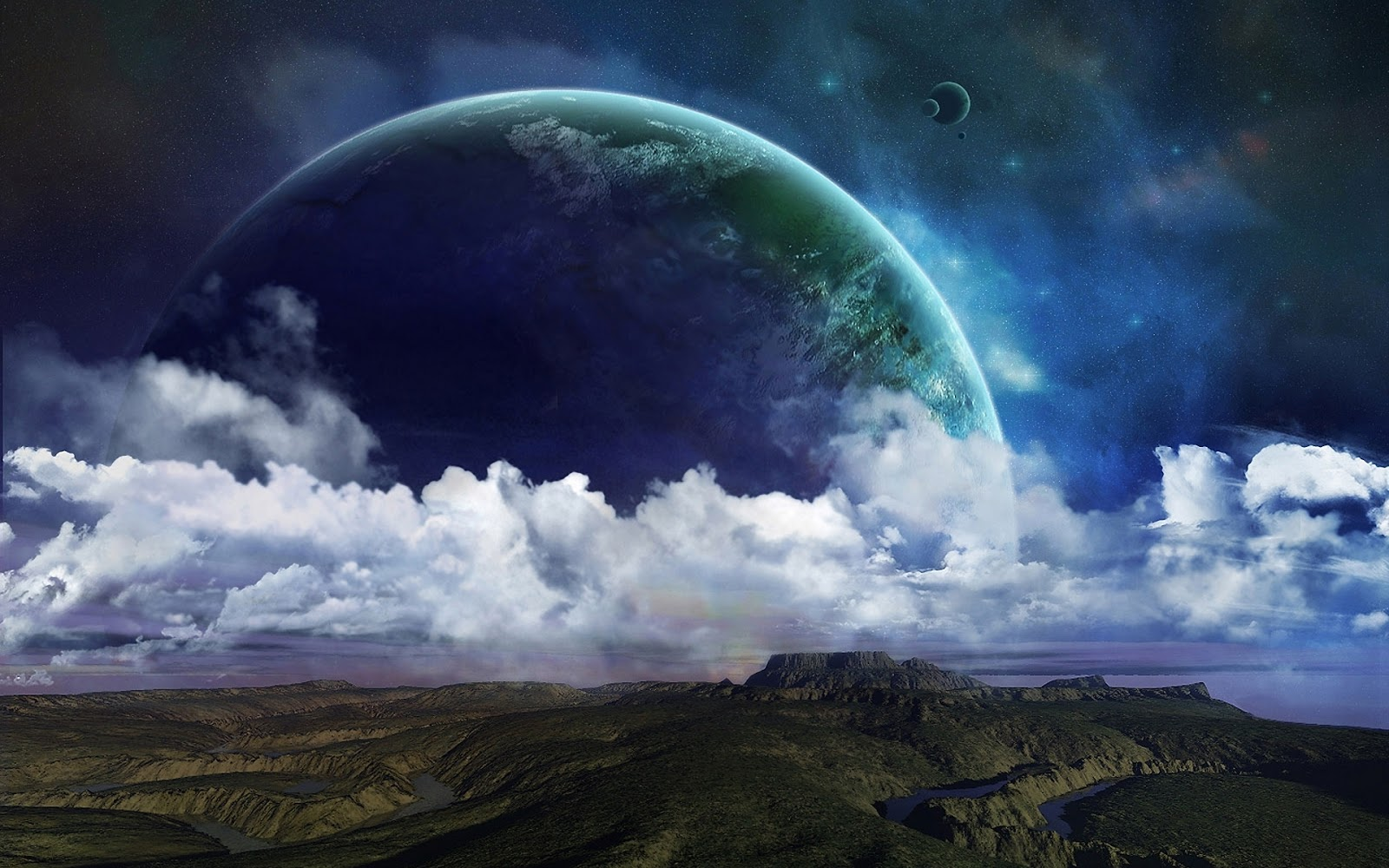 40 Space Extra High Quality Wallpapers 1920x1200 - Nazo HD Wallpapers