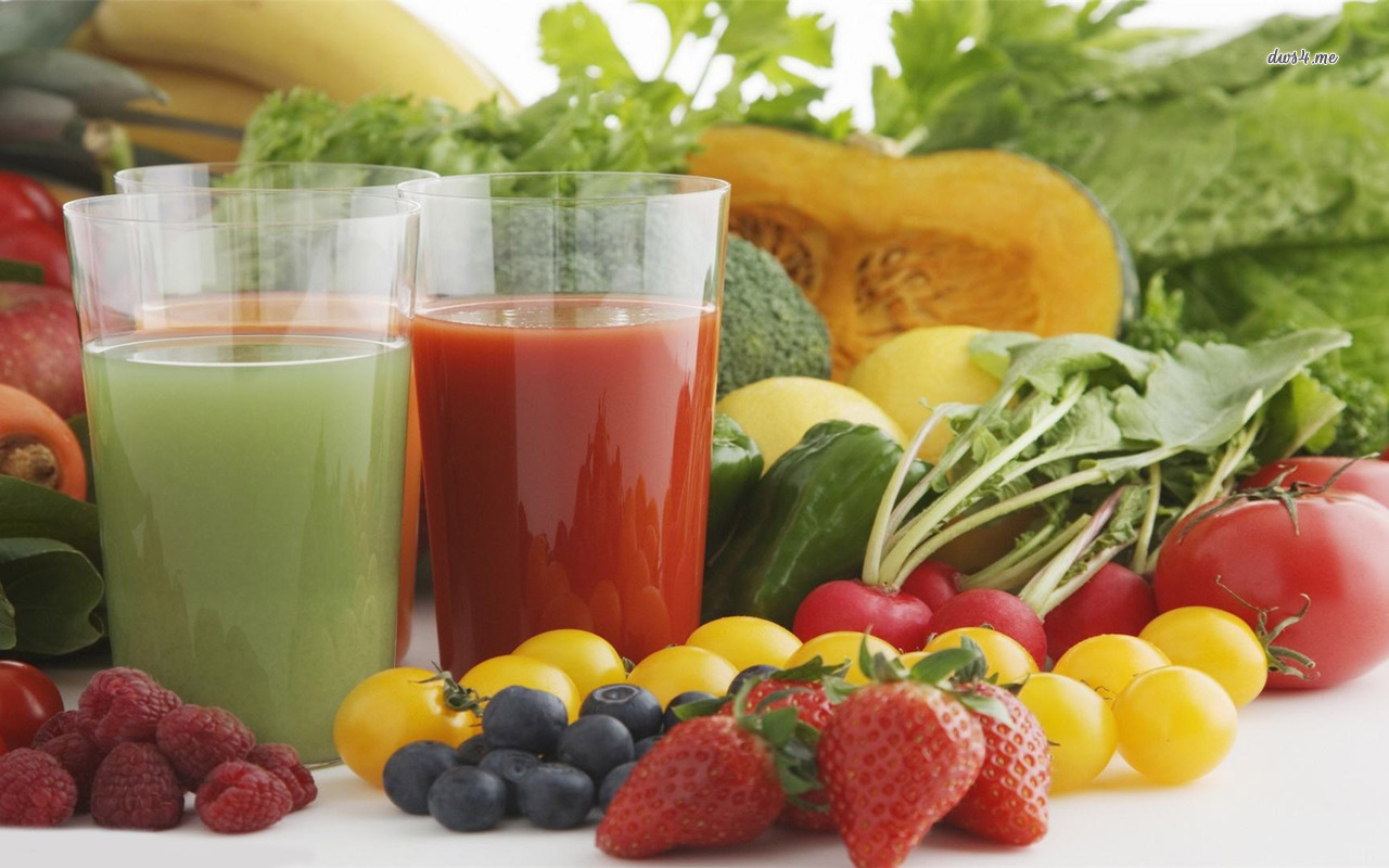 Fruit and vegetable juice wallpaper   Photography wallpapers   12532 1280x800