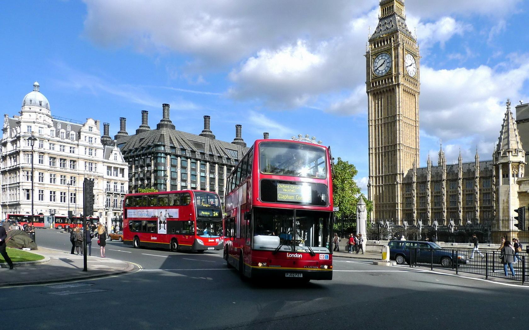 London Bus wallpaper 1680x1050 150973 WallpaperUP 1680x1050