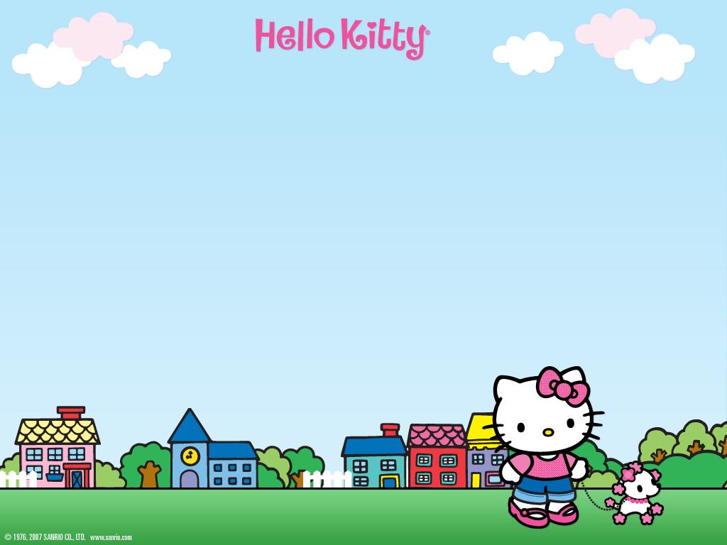 Fun Hello Kitty Download Hello Kitty Wallpapers 1024x768