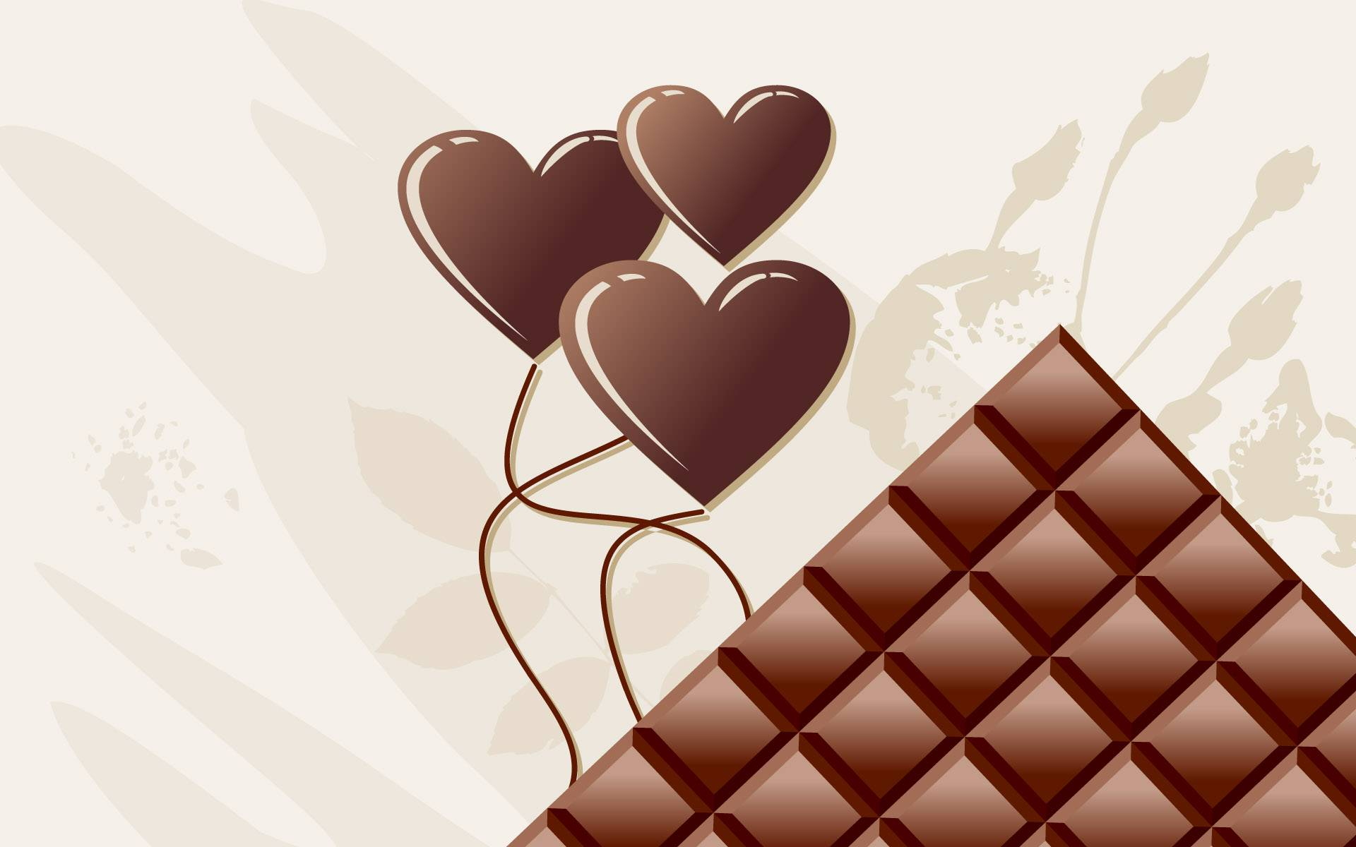 Valentine Chocolate Bar Wallpaper   chocolate Wallpaper 1920x1200