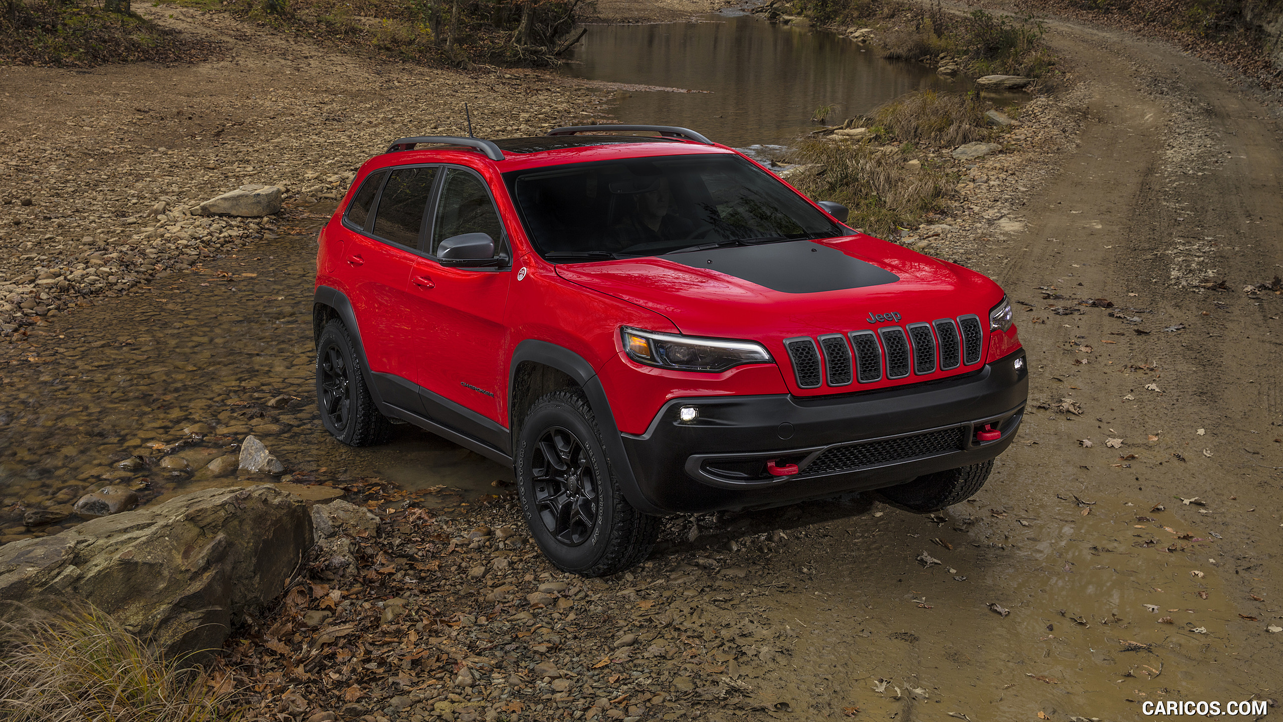 2019 Jeep Cherokee Trailhawk   Off Road HD Wallpaper 38 2560x1440