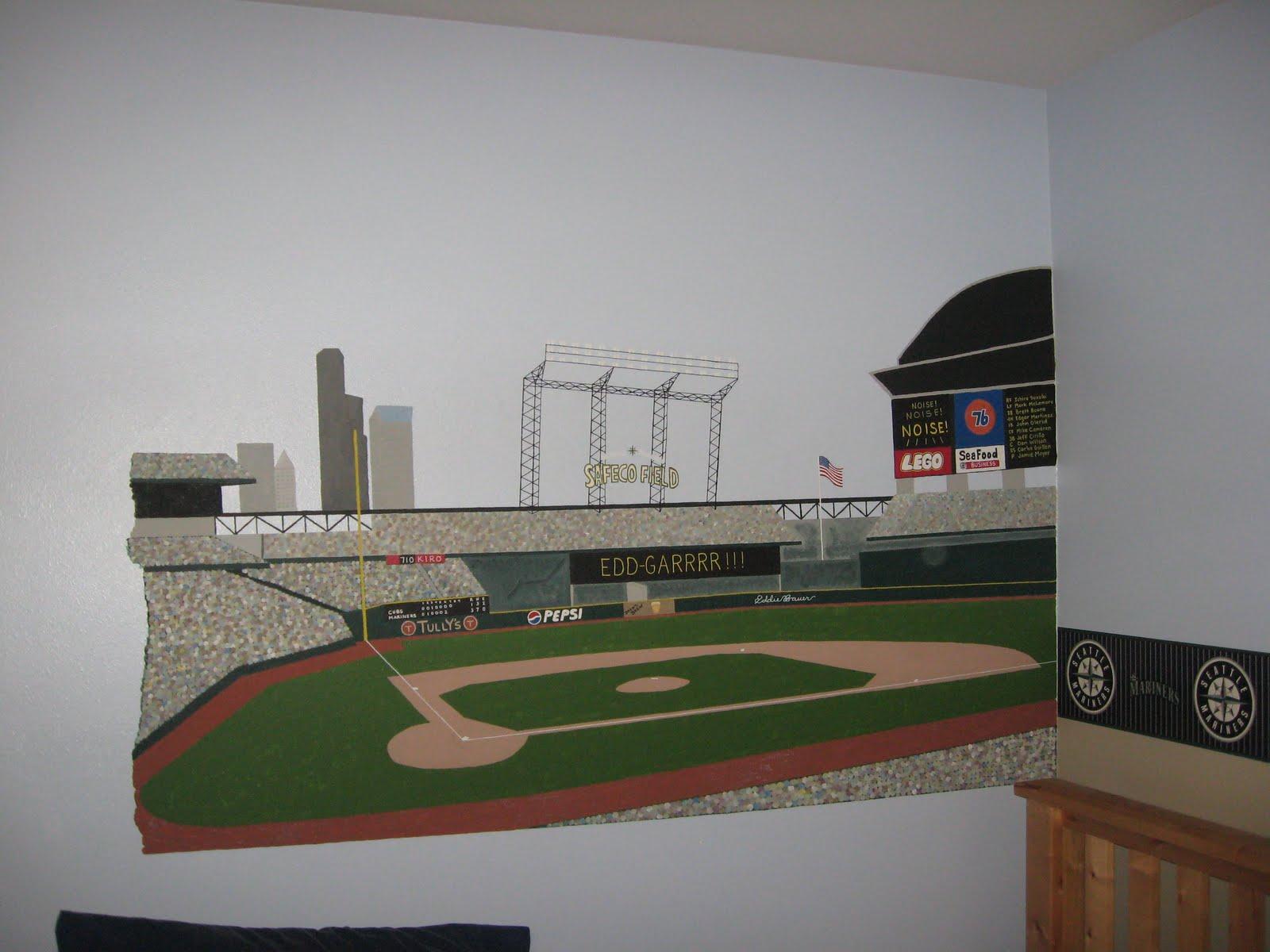 Baseball Wallpaper for Bedrooms - WallpaperSafari