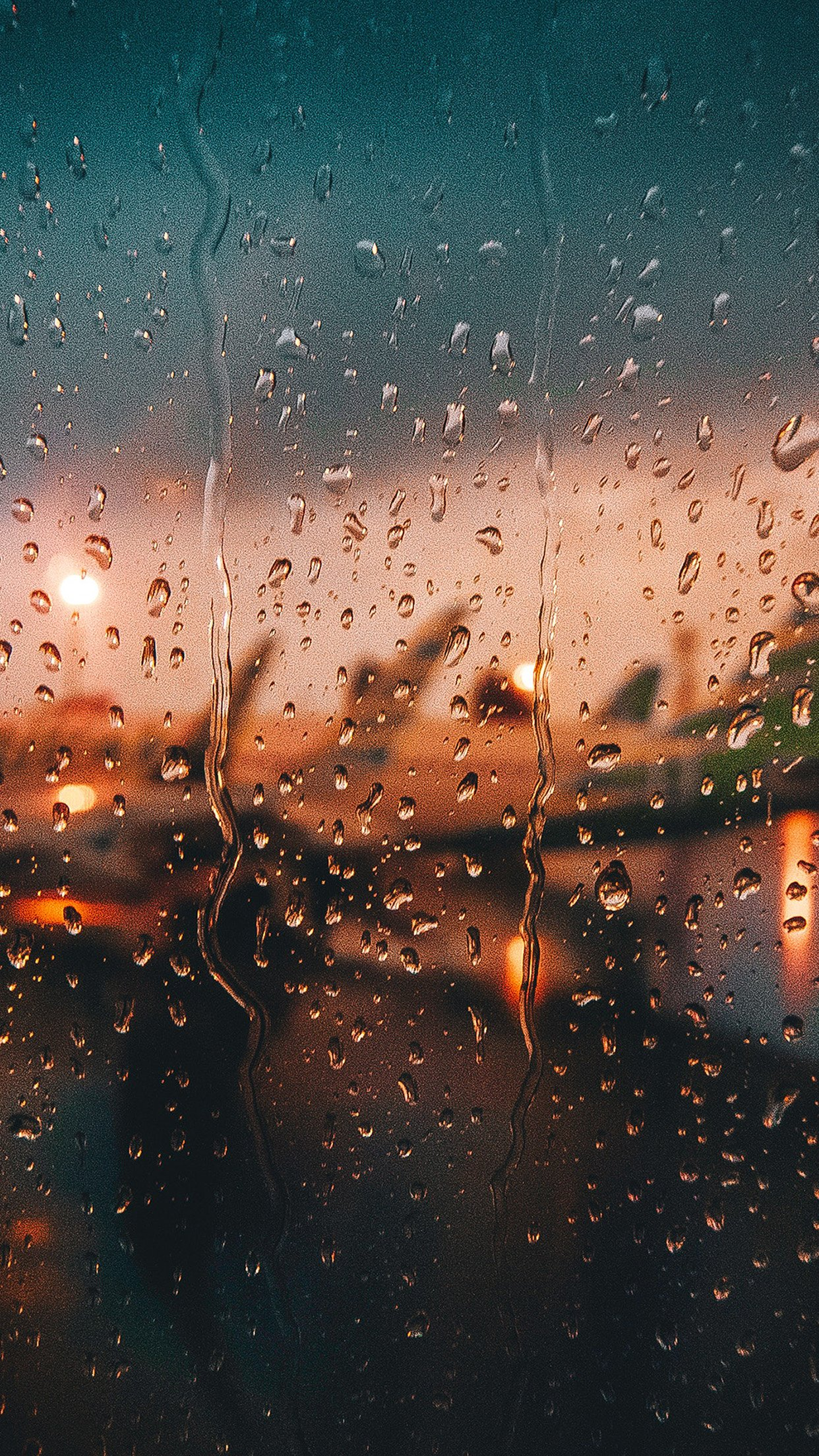 Aesthetic Rain   1242x2208 Wallpaper   teahubio 1242x2208