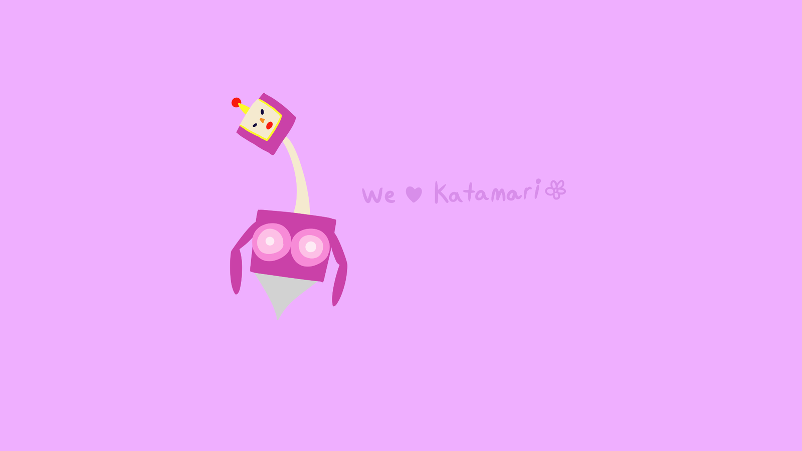 Katamari Damacy   Drooby wallpaper by BerriesSparrowMouse on 1600x900