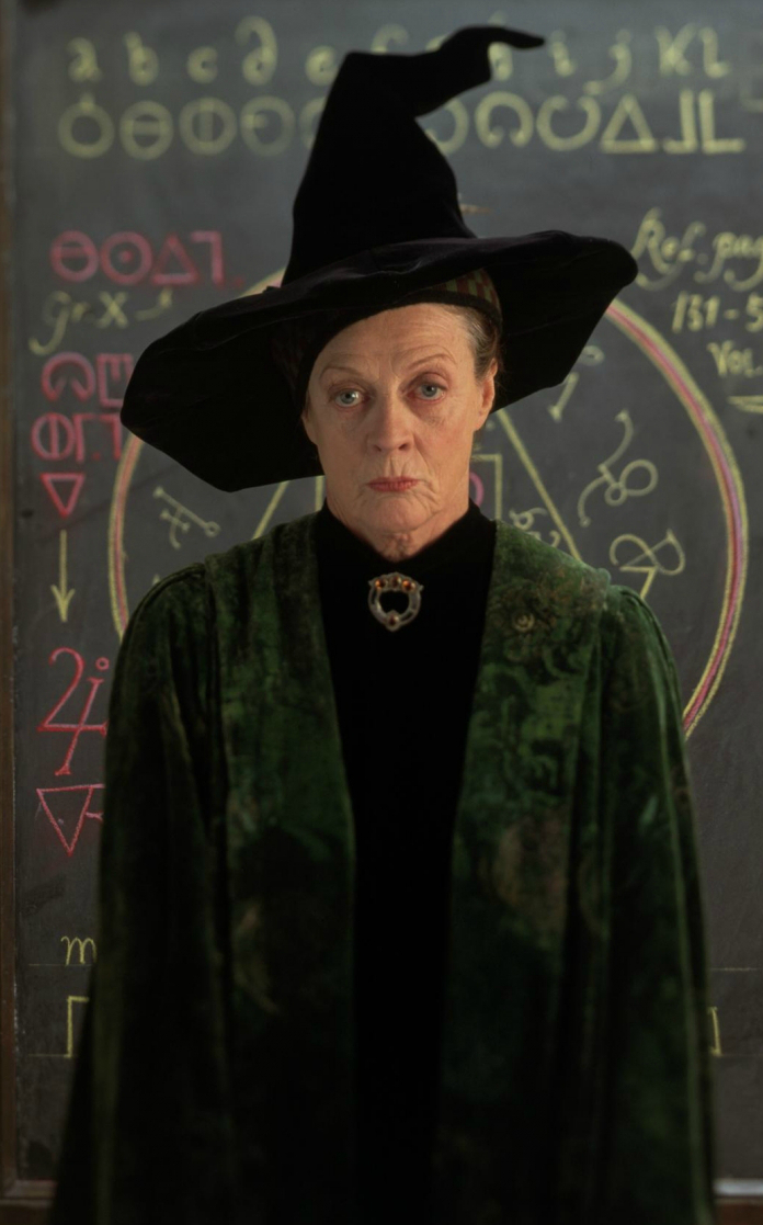 Minerva Mcgonagall HD Wallpapers Backgrounds 696x1117