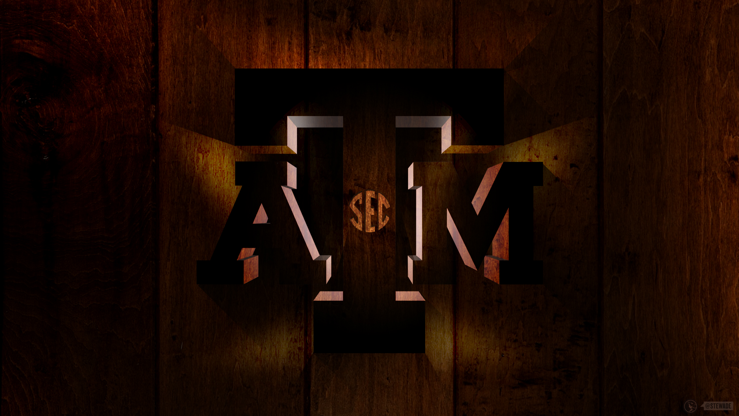 2013 Aggie Football Wallpapers   Good Bull Hunting 2560x1440