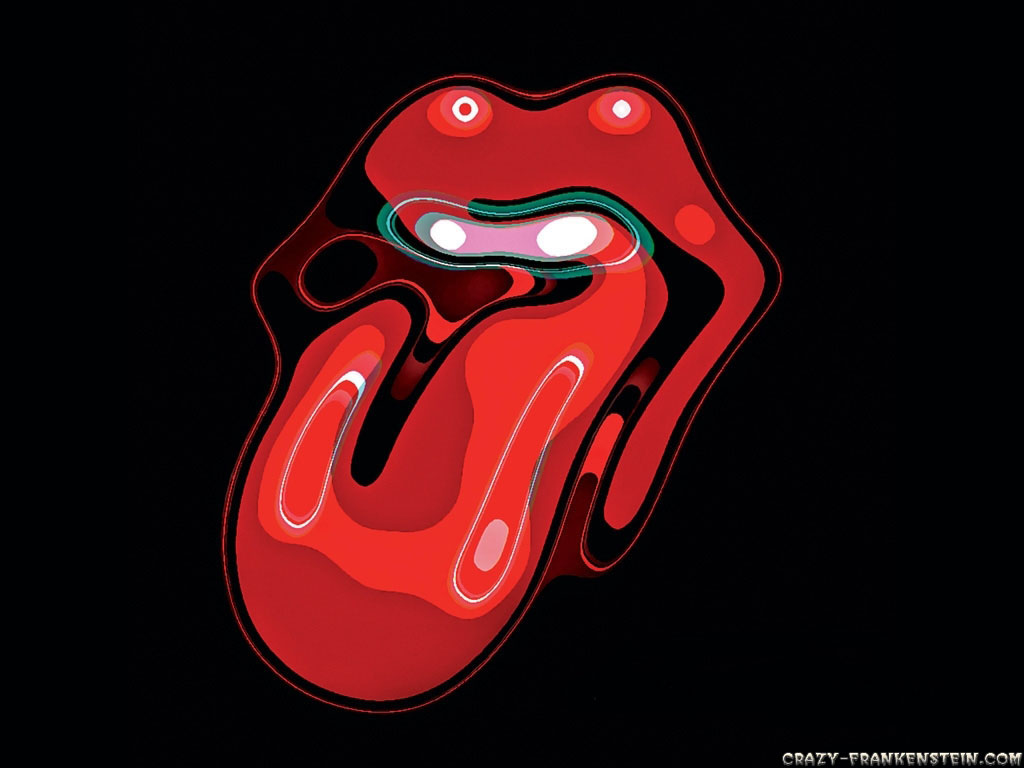 The Rolling Stones Wallpapers Poster Print Rock Wallpaper 1024x768