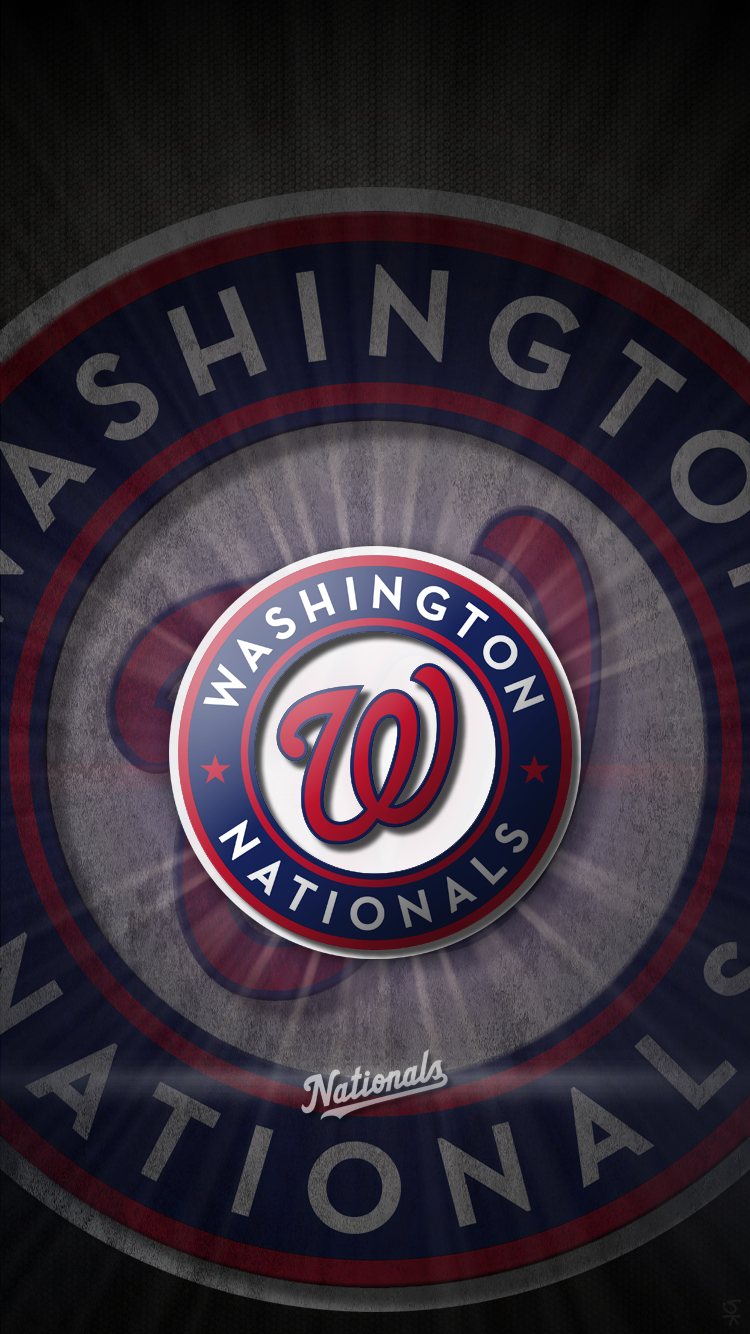 Washington Nationals Wallpapers Wallpaper mlb Washington 750x1334