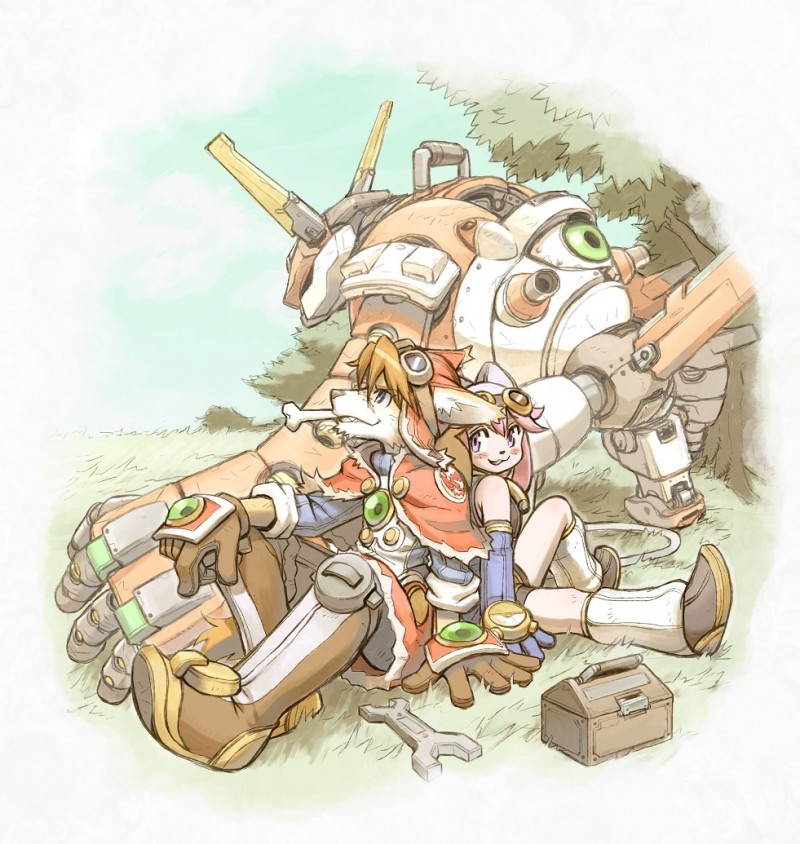 Solatorobo   Zerochan Anime Image Board 800x844