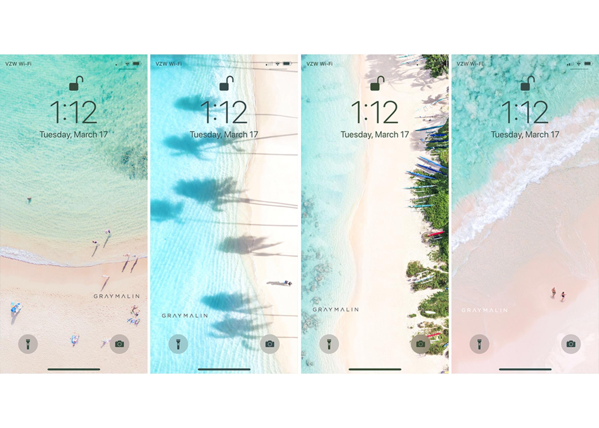 Phone Backgrounds from Gray Malin Gray Malin 2000x1428