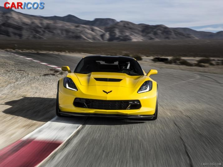 2015 Chevrolet Corvette Z06   Front HD Wallpaper 73 1920x1080 716x537