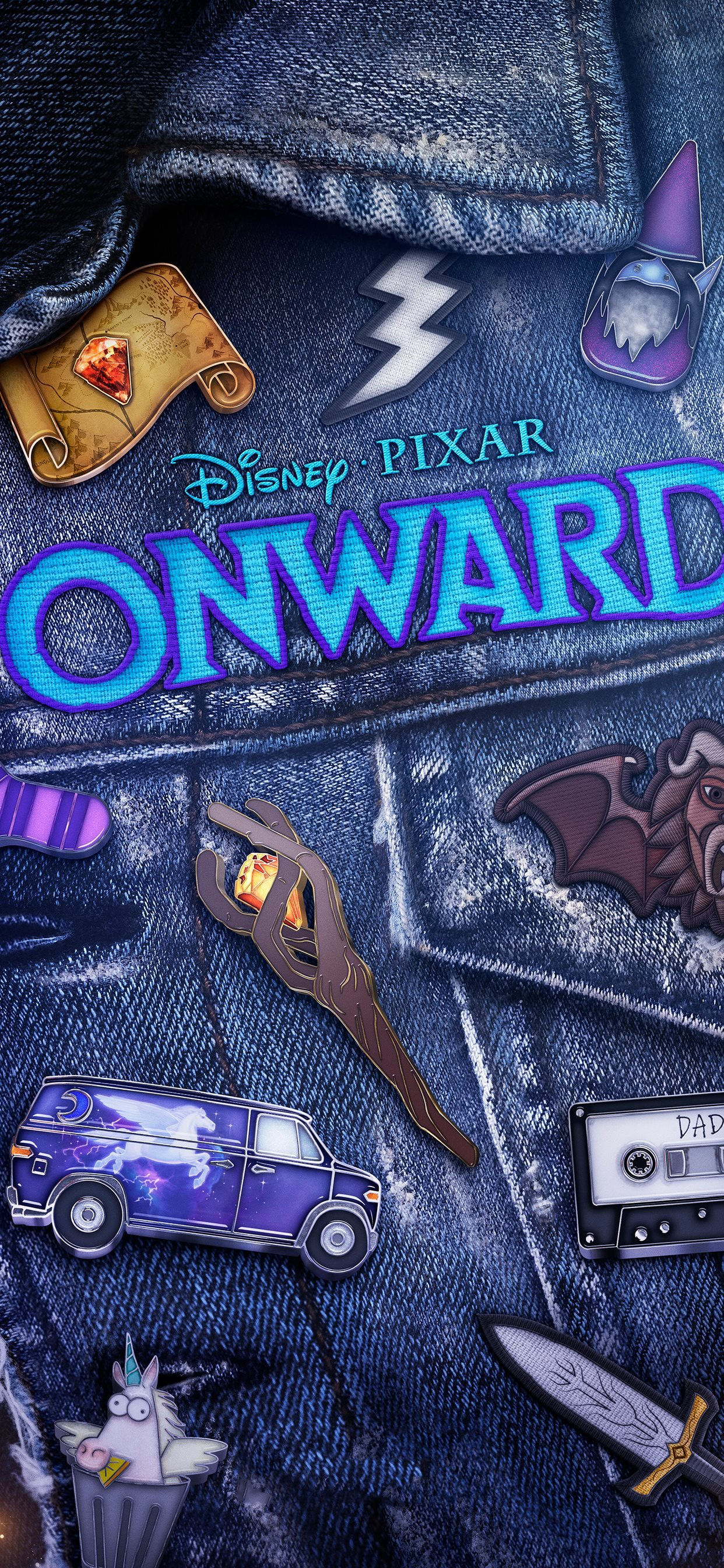 onward 2020 4k iPhone X Wallpapers Download 1242x2688