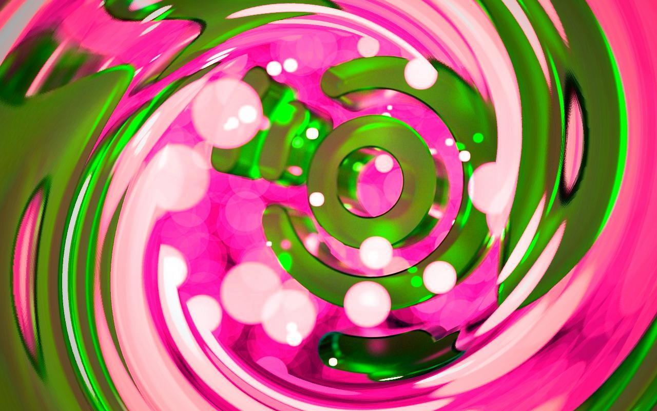 [43+] Pink and Green Wallpapers on WallpaperSafari