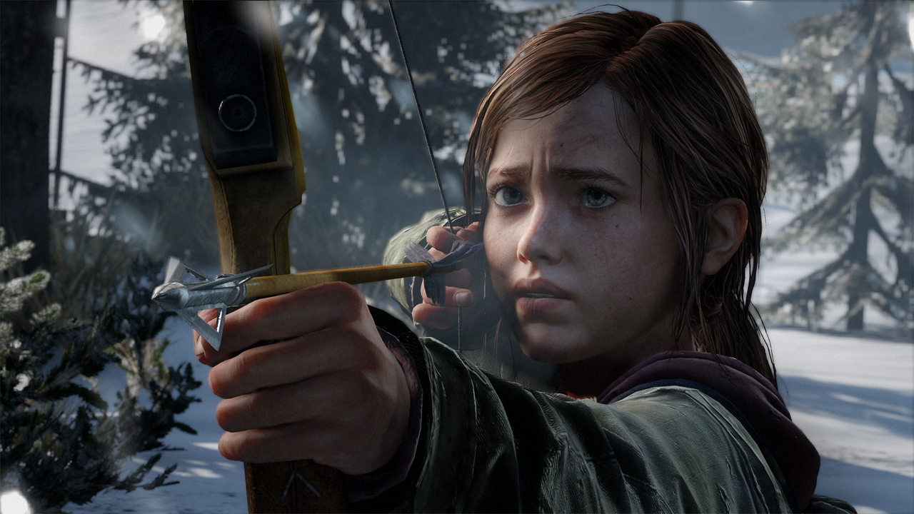 The Last Of Us Ellie Games HD Wallpapers Last Of Us Wallpapers Res 1280x720