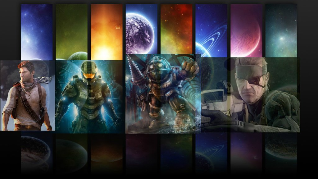 video game character wallpaper by ThewonderRed on deviantART 1024x576