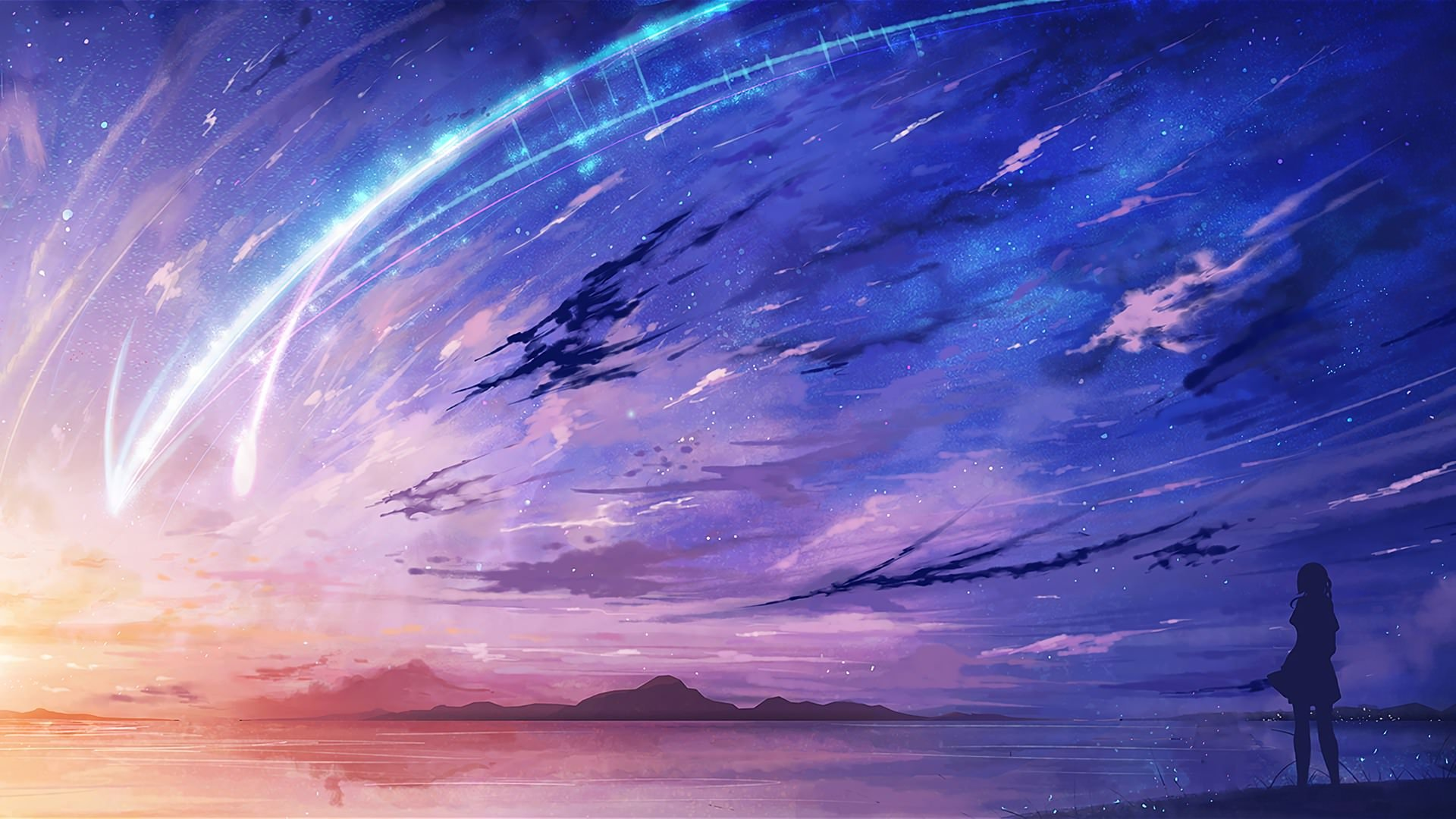 Your Name Anime Landscape Wallpapers   Top Your Name Anime 1920x1080