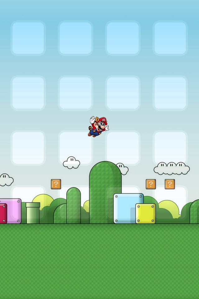 Good Tagged With Iphone Wallpaper Super Mario Wallpapers 640x960