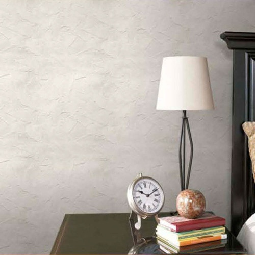 Plaster Effect Paintable Wallpaper 500x500