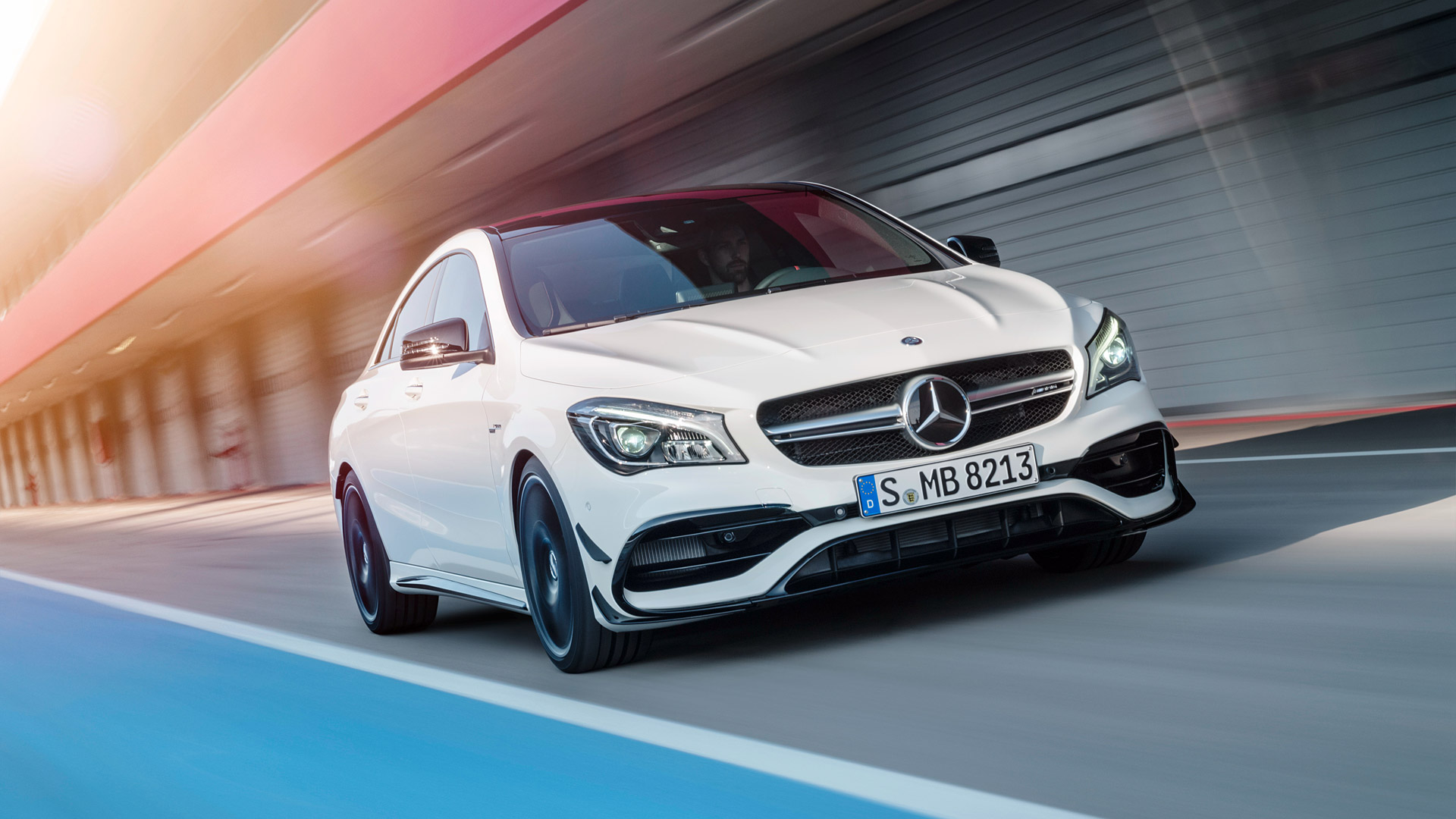 2017 Mercedes Benz CLA45 AMG Wallpapers HD Images   WSupercars 1920x1080