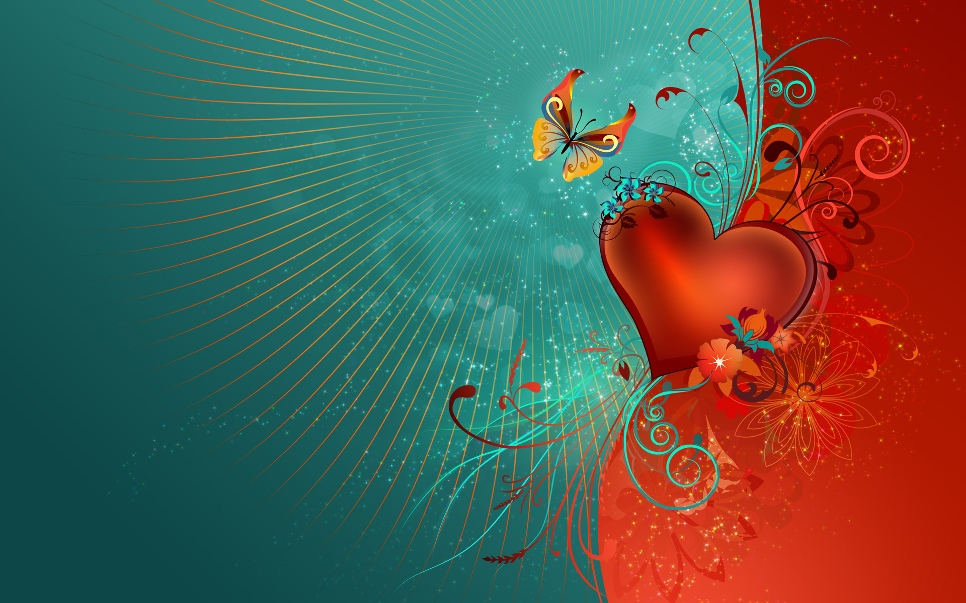 Valentines Day Wallpapers 1920x1200