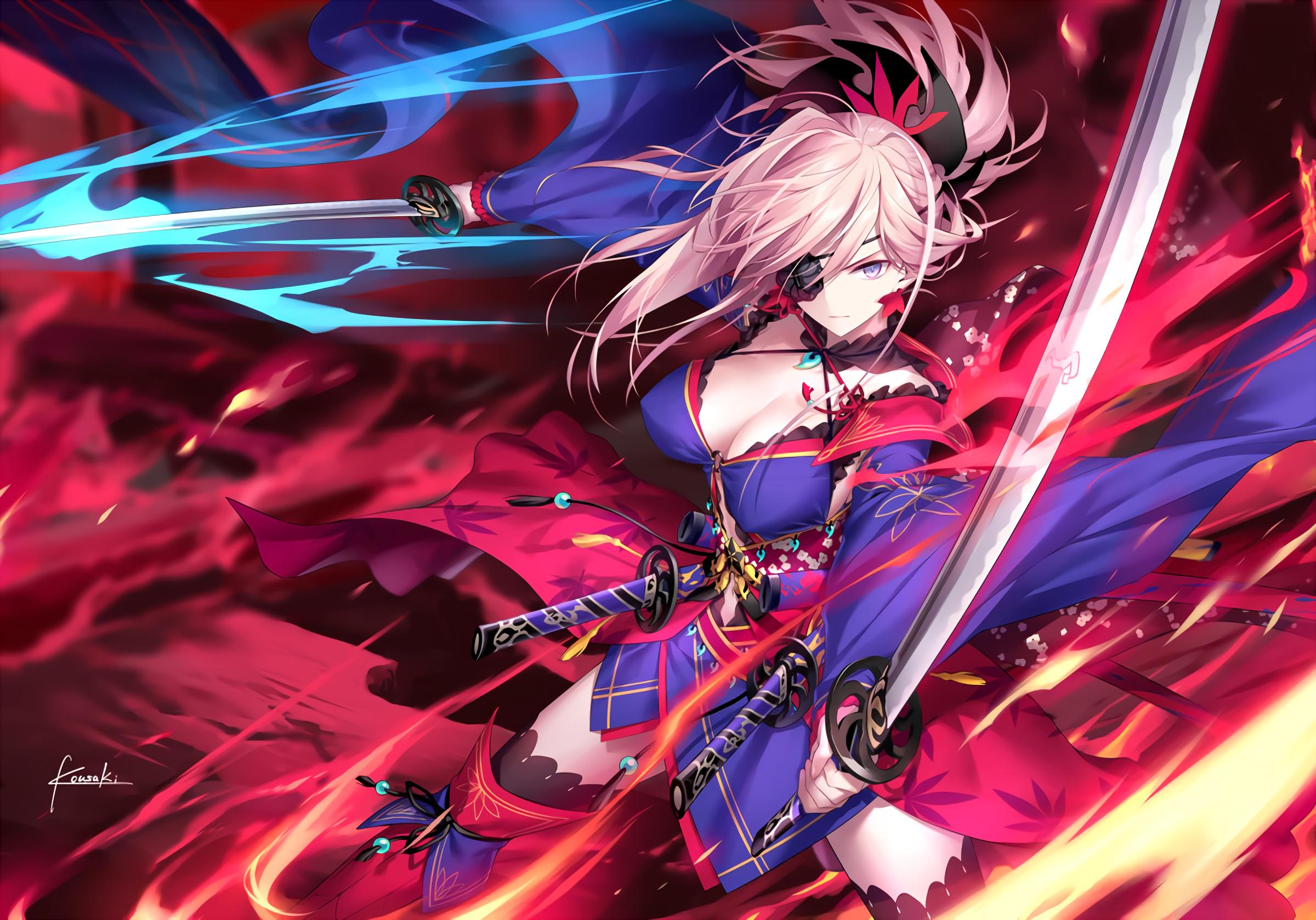 30 Miyamoto Musashi HD Wallpapers Background Images   Wallpaper 2400x1678