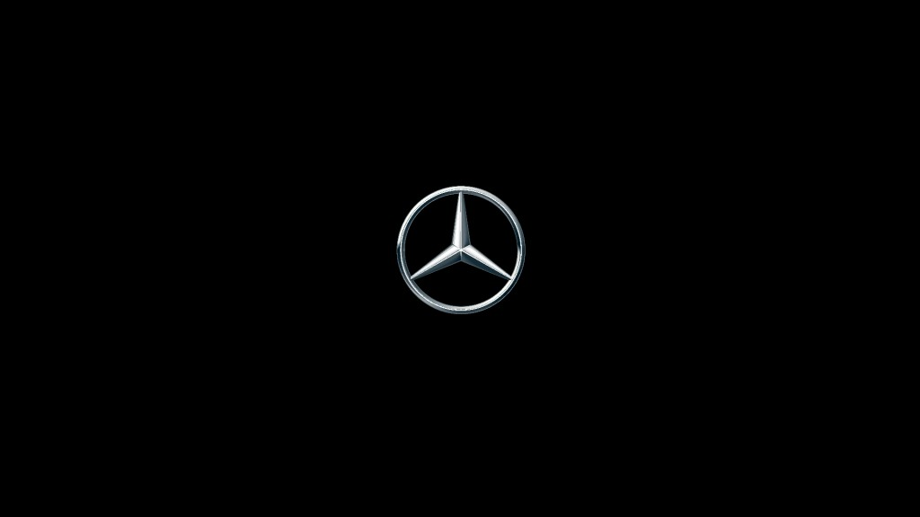 Mercedes Benz Logo Wallpapers Pictures Images 1024x576