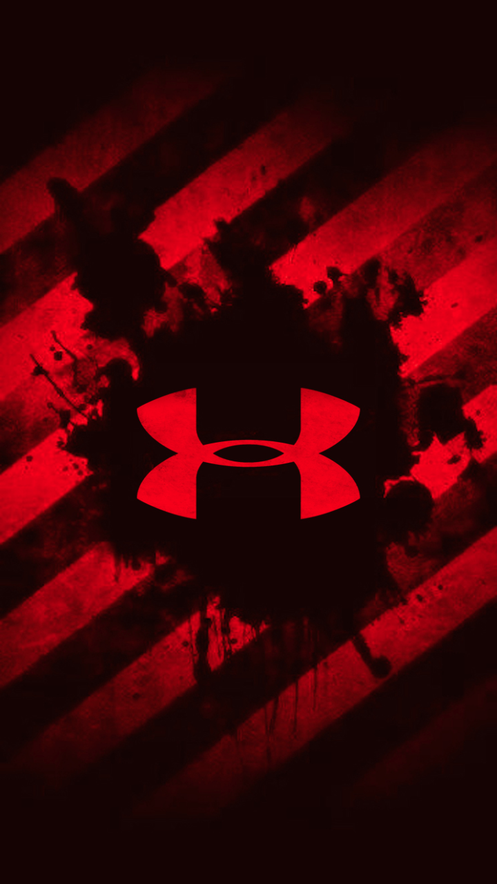 Under Armour Logo Under armour stripes 720x1280