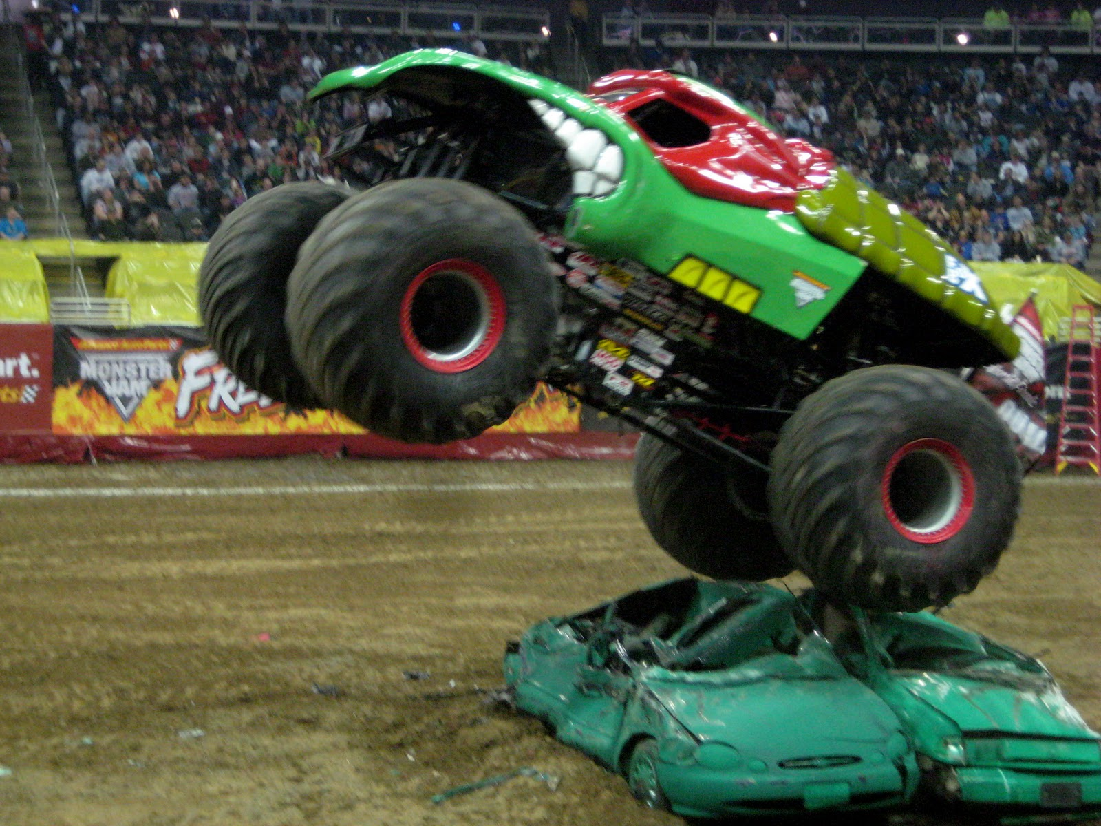 Monster Jam Pictures Picture 1600x1200