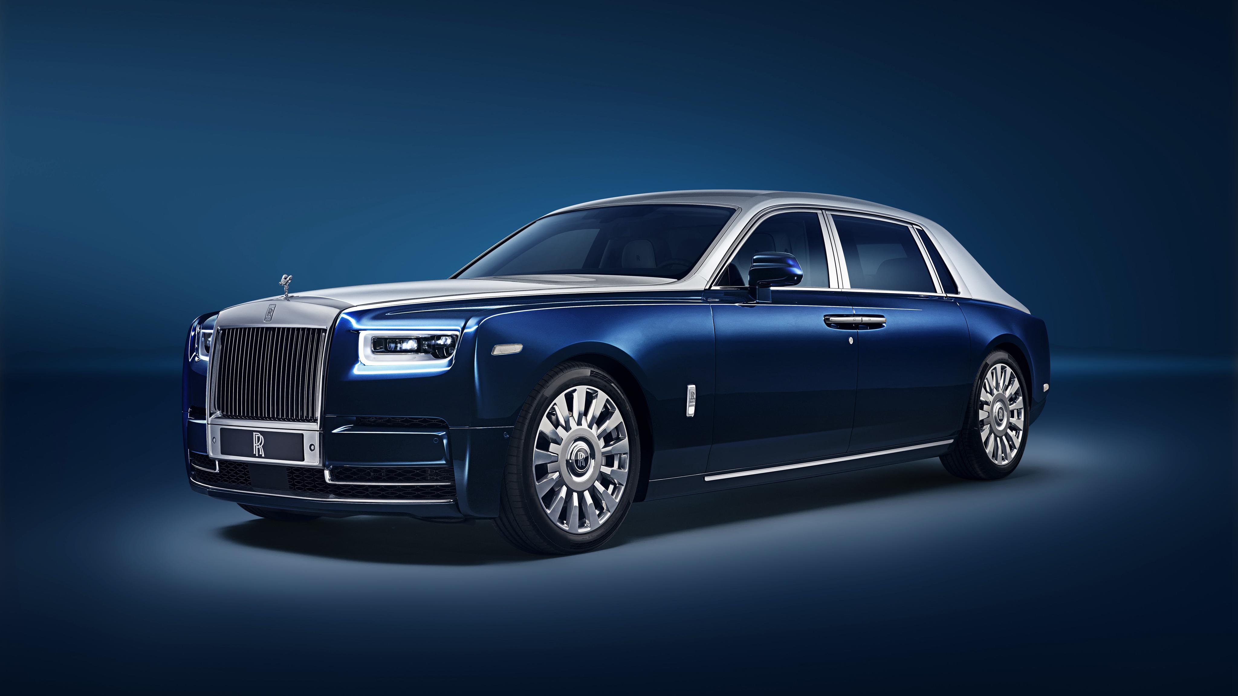 56 Rolls Royce Phantom Wallpapers On Wallpapersafari