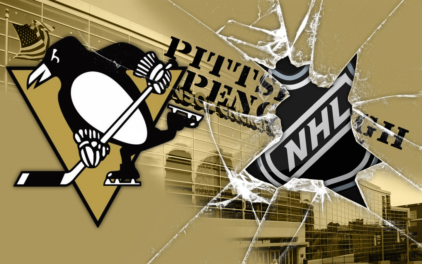 pittsburgh penguins hd wallpaper 1600x900 wallpapersafari
