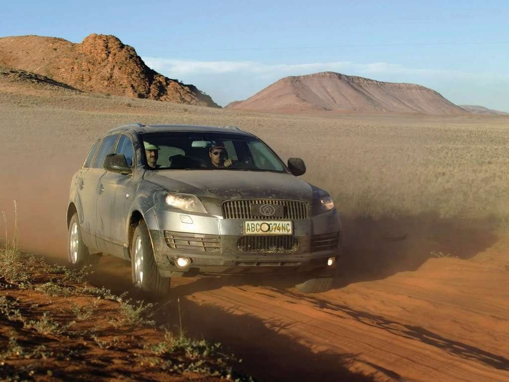 Audi Q7 Off Road Wallpapers High Quality Wallpapers 1024x768